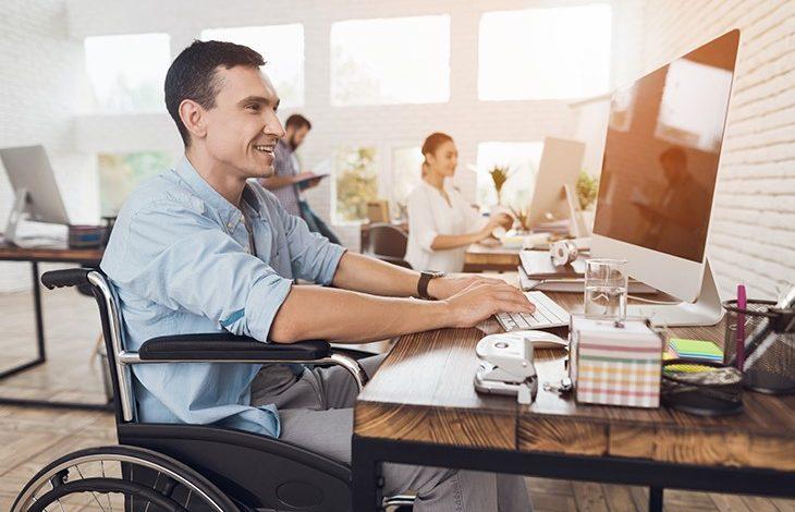 شهادة تأهيل للأشخاص ذوي الإعاقة