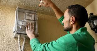 إدخال كهرباء لوحدة سكنية جديدة