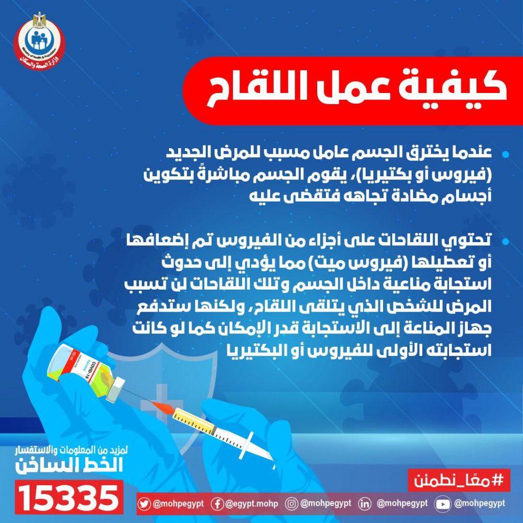اللقاح فيروس كورونا كوفيد-١٩