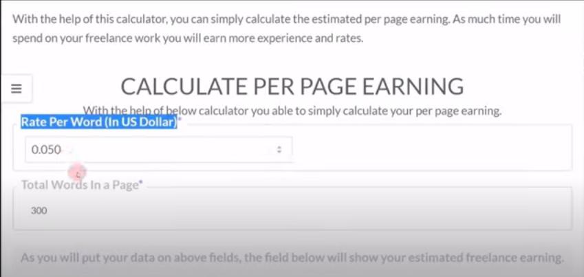 كيفية ربح 400 دولار من الكتابة على الانترنت